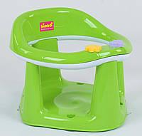 """Детское сиденье для купания на присосках BM-03606 """"BIMBO"""" Салатовый"""