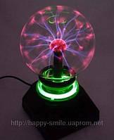 Плазменный шар — Plasma ball мал. 12см