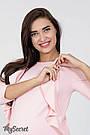 Нежное платье для беременных и кормящих Юла Мама из трикотажа джерси. Модель - Arielle DR-18.032 xL, фото 3