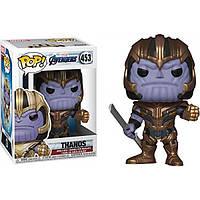 Фигурка Таноса Фанко Поп! №453 Marvel: Avengers Endgame - Thanos Funko 36672