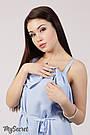 Сарафан для беременных и кормящих из креп-вискозы Юла Мама Elisha SF-28.082 S, фото 3
