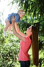 Футболка для годуючих мам трикотажна Юла Мама Ivanna NR-29.033 xS, фото 4