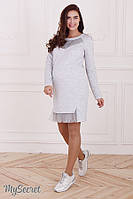 Платье-туника для беременных и кормящих мам Yula Mama Hloya DR-47.231 xL