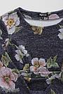 Платье для беременных и кормления с цветами Юла Мама повседневное/нарядное. Модель - Lianna DR-36.281 xL, фото 7