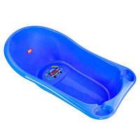 Ванночка детская для купания ST-0002 синий.