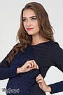 👗 Платье для беременных и кормящих в обтяжку Юла Мама повседневное. Модель - Alen DR-36.102 S, фото 3