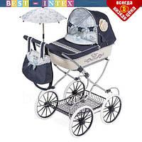 Детская коляска для куклы DeCuevas 81020 классика