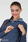👗 Молодежное платье для беременных и кормящих Юла Мама. Модель - Lein DR-17.031 S, фото 6