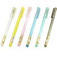 Ручка гелевая Aigou 0,5мм AG602_Синий