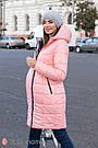 Пальто для беременных двухстороннее со вставкой Kristin Юла Мама, фото 8