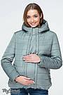 Куртка для беременных со вставкой демисезонная водо- и ветронепроницаемая Marais Юла Мама (S-XL), фото 2