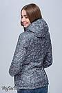 Двусторонняя куртка для беременных демисезонная Юла Мама Floyd OW-38.013 S, фото 6