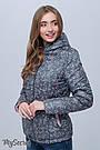 Двусторонняя куртка для беременных демисезонная Юла Мама Floyd OW-38.013 S, фото 8