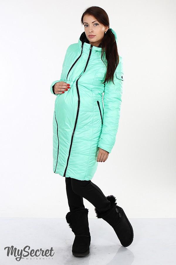 Пальто для беременных и кормящих Юла Мама Kristin OW-48.051 S
