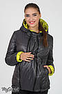 Демисезонная куртка для беременных Юла Мама двусторонняя Floyd OW-36.031 S, фото 3