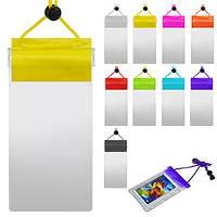 Чехол для телефона водонепроницаемый C25229-1, размер 10.5*20см, цвета ассорти, чехлы, чехлы для телефонов, чехлы на мобильные телефоны