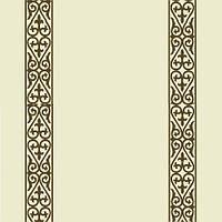 "Клеенка ПВХ в рулоне шелк Элит ""Узоры"" MA-1586, универсальная, 1.40*20м, клеенка столовая в рулонах, клеенка пвх, клеенка для стола, скатерти, клеенка"