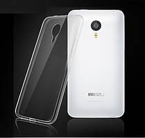 Ультратонкий силикон 0, 3mm для Meizu MX4 прозрачный