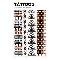 Flash Tattoo YRE NFT-00, трафареты для тату, трафареты для рисунков на теле, тату через трафарет, татуировки на теле