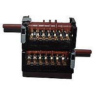Переключатель GOTTAK 860705K 16А/ 250V/ 400V/ т150 Шестипозиционный