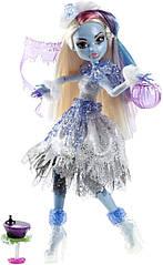 Кукла Монстер Хай Эбби Боминейбл Маскарад Monster High Abbey Bominable Ghouls Rule