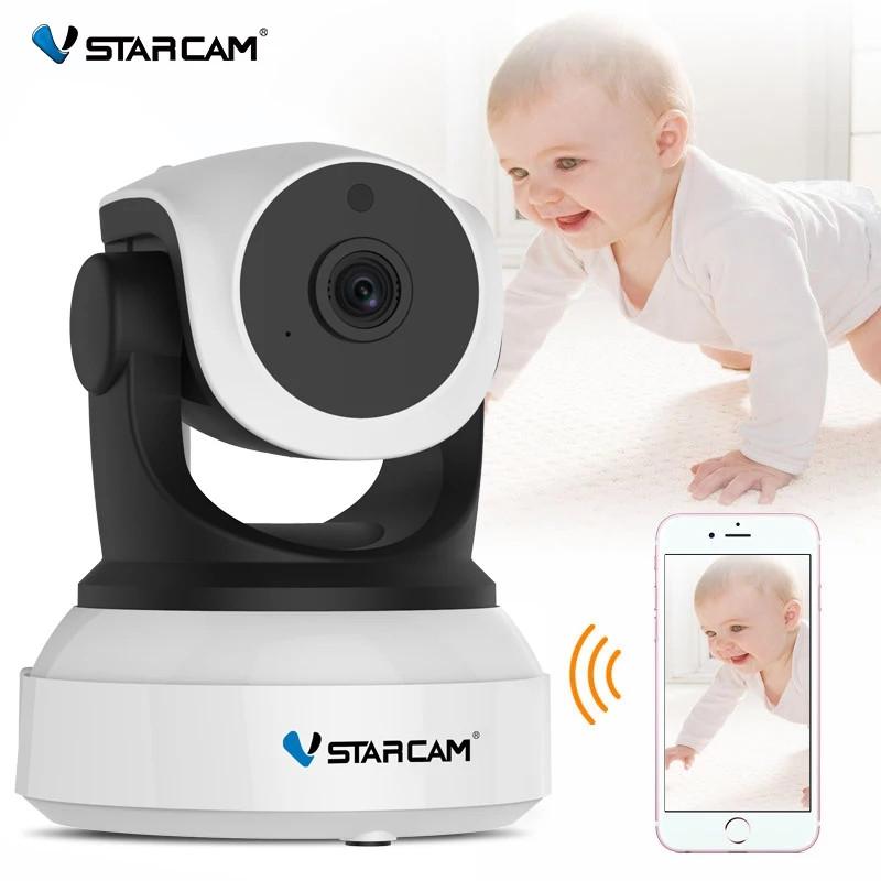 Профессиональная беспроводная WiFi IP камера Vstarcam C7824WIP 720P.Видео, радио няня.Android, iOs, PC. Eye4