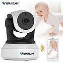 Профессиональная беспроводная WiFi IP камера Vstarcam C7824WIP 720P.Видео, радио няня.Android, iOs, PC. Eye4, фото 3