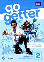 Go Getter 2 Workbook with ExtraOnlinePractice