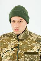 Флисовая Военная Шапка Олива S