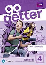 Go Getter 4 Workbook with ExtraOnlinePractice