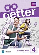 Go Getter 4 Teacher's Book + DVD