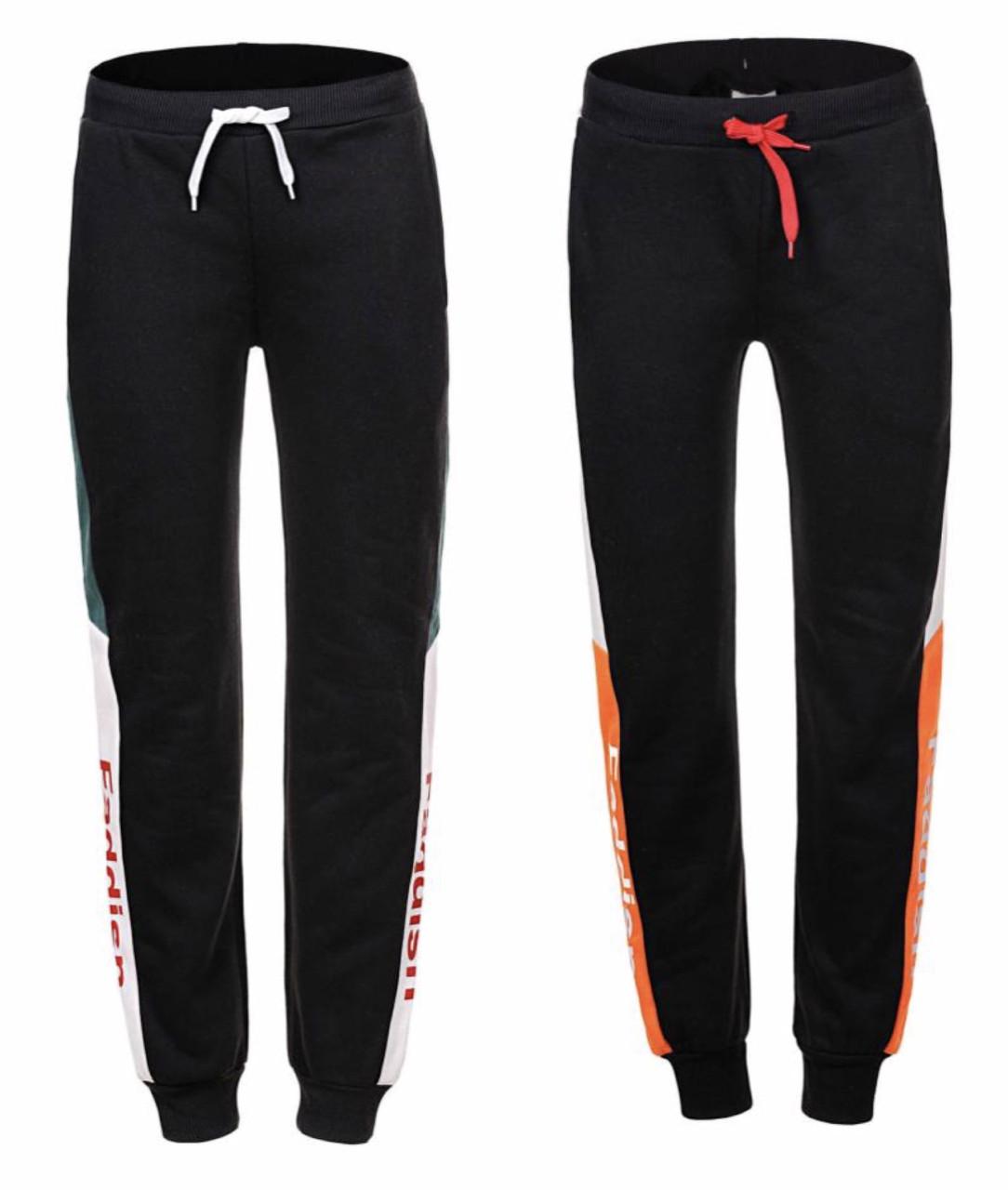 {есть:110} Спортивные брюки с начесом для мальчиков Glo-Story, . Артикул: BRT9332