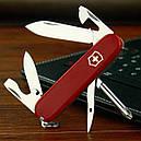 Нож складной, мультитул Victorinox Tinker (84мм, 12 функций), красный 0.4603, фото 7
