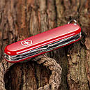 Нож складной, мультитул Victorinox Tinker (84мм, 12 функций), красный 0.4603, фото 8