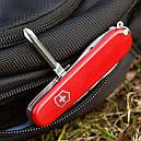 Нож складной, мультитул Victorinox Tinker (84мм, 12 функций), красный 0.4603, фото 9