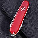 Нож складной, мультитул Victorinox Tinker (84мм, 12 функций), красный 0.4603, фото 10