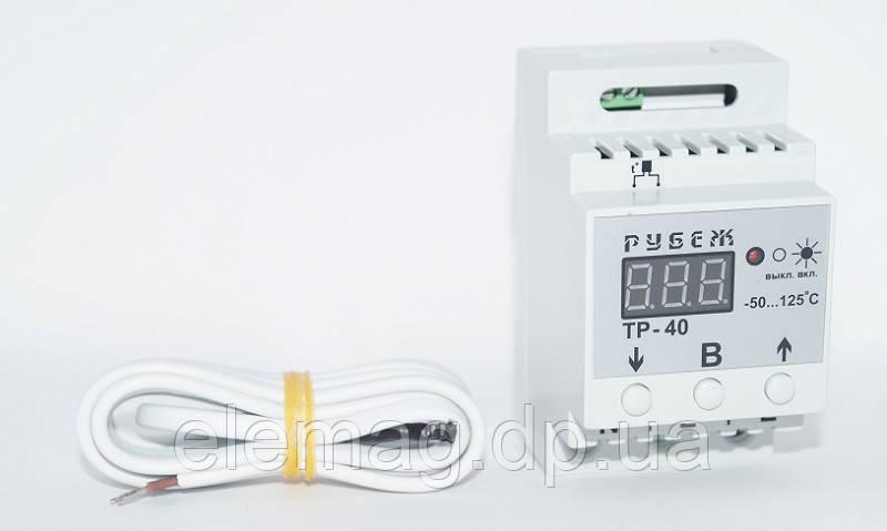 Терморегулятор ТР-40А до 8,8 кВт