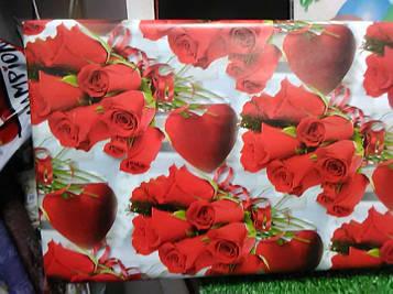 Подарочная коробочка красные розы