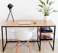 Офисный стол Loft, 1200*600, ДСП, мебель лофт