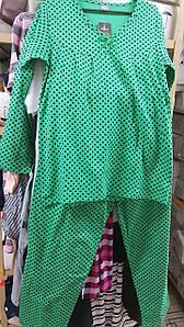 Женская  пижама байка Fazo-R модель 407