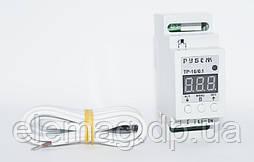Терморегулятор ТР-16 А Точность измерения  0,1°С (видео в описании)