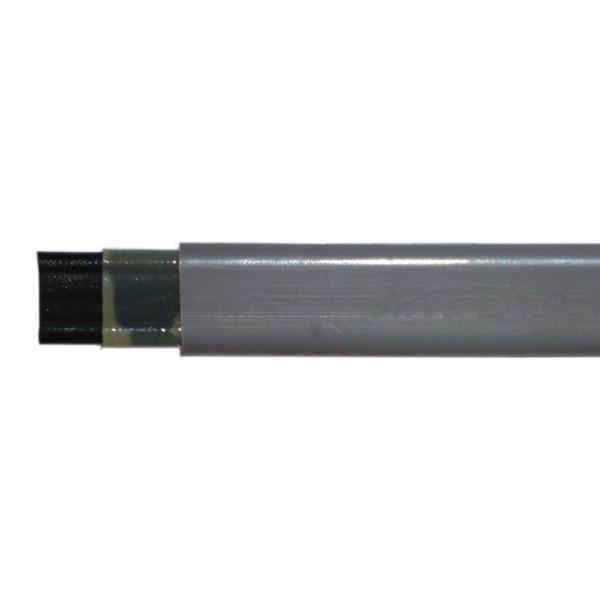 Греющий саморегулирующийся кабель для обогрева пола SRL10-2, мощность 10 Вт/м
