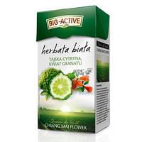 """Белый чай с тайским лимоном """"Big-Active"""""""