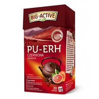 "Червоний чай Pu-Erh з грейпфрутом ""Big-Active"""