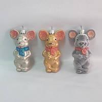 Фигурка мышка-1, 10см