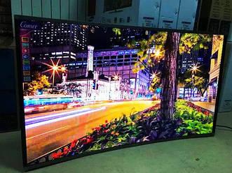 "Телевизор COMER 39"" Smart HD ANDROID (4.4.4) E39DU1100) Изогнутый  ( Смарт телевизор  Андроид)+ПОДАРОК"