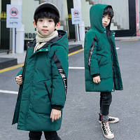 Теплая куртка для мальчика, 2 цвета, фото 1