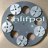 Шлифовальные чашки для шлифовальной машины по бетону, фото 6