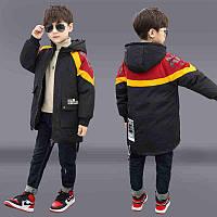 Стильна куртка для хлопчика, фото 1