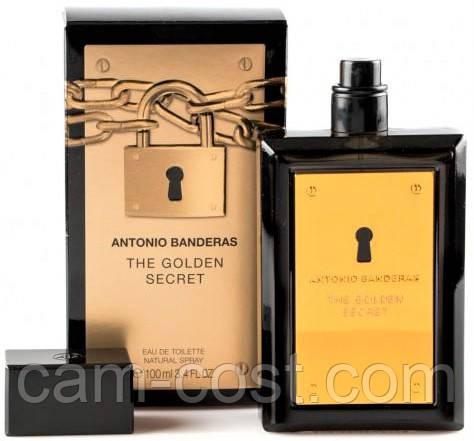 Antonio Banderas The Golden Secret edt 100 ml (ORIGINAL)